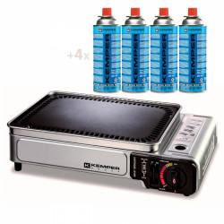 Barbecue a gas portatile...
